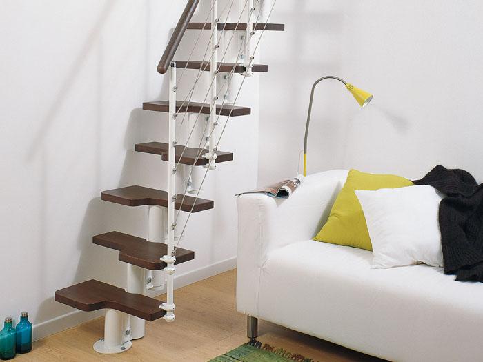 Scale fontanot scale speciali salvaspazio fontanot - Cancelletti per scale a chiocciola ...