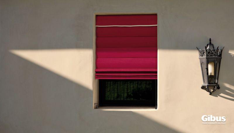 Tende da sole tende a finestra gibus atelier vendita - Tende da sole per porte esterne ...