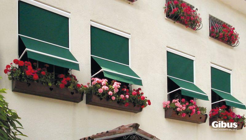 Tende da sole tende a finestra gibus atelier vendita tende da sole tende a finestra gibus - Tende parasole per finestre ...