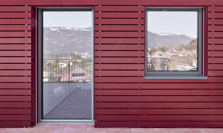 Top 90 legno e pvc finestre lignatec nova line finstral - Finestre pvc bologna ...