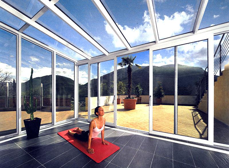 Un nuovo modo di abitare le serre bioclimatiche - Riscaldare la casa in modo economico ...